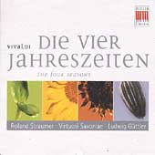 Vivaldi: Die vier Jahreszeiten / Straumer, G&#252;ttler, Virtuosi