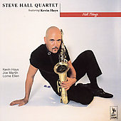 Steve Hall (Piano): Hall Things