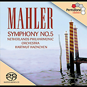 Mahler: Symphony no 5 / Haenchen, Netherlands PO