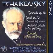 Tchaikovsky: Serenade for Strings, etc / Fabbriciani, Yang