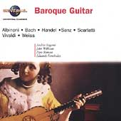 Baroque Guitar / Seg&oacute;via, Williams, Romero, Fern&aacute;ndez