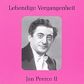 Lebendige Vergangenheit - Jan Peerce Vol 2