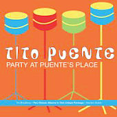 Tito Puente: Party at Puente's Place