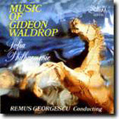 Music of Gideon Waldrop / Georgescu, Sofia Philharmonic