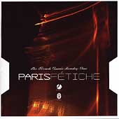 Various Artists: Sunnyside Cafe Series: Paris Fetiche: The French Classic Rendez-Vous