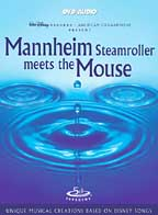 Mannheim Steamroller: Mannheim Steamroller Meets the Mouse