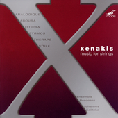 Xenakis: Music for Strings / Ensemble Resonanz