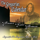 The Gregorian Calendar - Passion, Easter, Pentacost