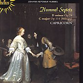 Hummel: Septets / Capricorn Ensemble
