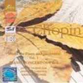 Chopin: Works for Piano and Orchestra Vol 1 / Olejniczak