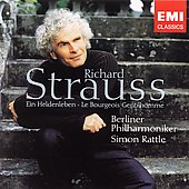R. Strauss: Ein Heldenleben / Rattle, et al