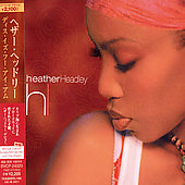 Heather Headley: This Is Who I Am [Japan Bonus Tracks]