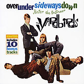The Yardbirds: Over Under Sideways Down [Repertoire]