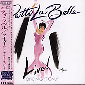 Patti LaBelle: Live! One Night Only