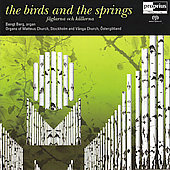 The Birds and the Springs / Bengt Berg