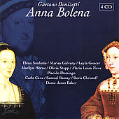 Donizetti: Anna Bolena / Lewis, Rudel, Ferro, et al