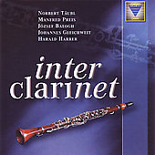 Interclarinet Vol 1- Brahms, etc / Taubl, Balogh, et al
