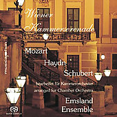 Mozart, Haydn, Schubert: Orchestral Works / Emsland Ensemble