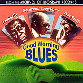 Leadbelly: Good Morning Blues [Collectables]