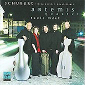 Schubert: String Quartet D 703, String Quintet D 956 / Truls Mork, Artemis Quartet