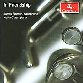 In Friendship / James Romain, Kevin Class
