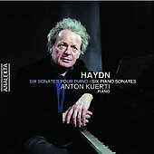 Haydn: Piano Sonatas no 13, 32, 38, 56, 58 & 62 / Anton Kuerti