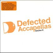 Various Artists: Defected Acappellas, Vol. 8