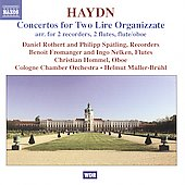 Haydn: Concerti for 2 Lira Organizzate / M&uuml;ller-Br&uuml;hl, et al