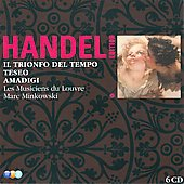 George Frideric Handel: Il Trionfo / Marc Minkowski, et al