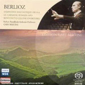 Berlioz: Symphonie Fantastique, Le Carnaval Roman / Gary Bertini