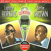 Lightnin' Hopkins: Lightnin' Hopkins Meets Buster Brown