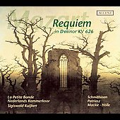 Mozart: Requiem / Kuijken, La Petite Bande