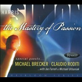 Harris Simon: The  Mastery of Passion [Digipak] *