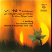 Naji Hakin: Imaginative Music for Organ & Orchestra