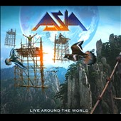 Asia (Rock): Live Around the World [Digipak]