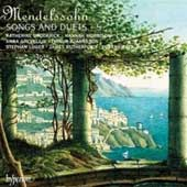 Mendelssohn: Songs & Duets Vol. 5 / Hyperion