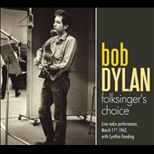 Bob Dylan: Folk Singer's Choice