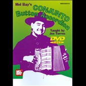 Joe Torres: Conjunto Button Accordion [DVD]