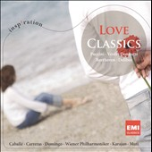 Love Classics: Favorite Love Duets / Puccini, Verdi, Donizetti, Delibes