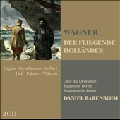 Wagner: Der fliegende Hollander / Eaglen, Struckmann, Seiffert, Holl, Villazon