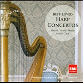 Best-Loved Harp Concertos / Handel, Vivaldi, Haydn, Petrini, Zach
