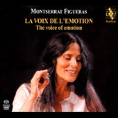 The Voice of Emotion / Montserrat Figueras, Jordi Savall