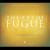 Bach: The Art of Fugue / Andrew Rangell, piano