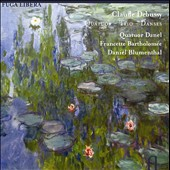 Debussy: String Quartet; Trio; Danses / Danel Quartet. Francette Bartholom&eacute;e: harp; Daniel Blumenthal: piano