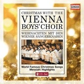 Christmas with the Vienna Boys' Choir / Schubert, Handel, Herbeck / Max Emanuel Cencic, Charles Humphries, conductor
