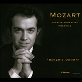 Mozart: Complete Piano Sonatas / Dumont, piano [Box Set]