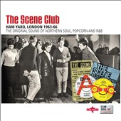 Various Artists: The  Scene Club: Ham Yard, London 1963-1966: It's Where It's At [Digipak]