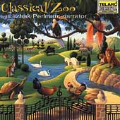 Classical Zoo with Itzhak Perlman, narrator