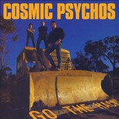 Cosmic Psychos: Go the Hack