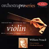 OrchestraPro - Violin / William Preucil